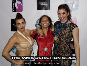 The Miss Direction Girls Won Big at Pacific Aerial Art Championship